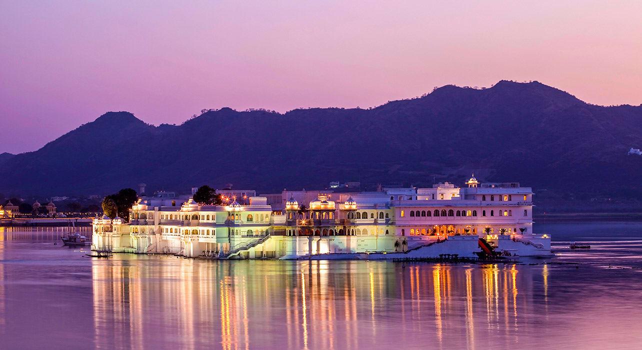 udaipur lake palace hotel indis