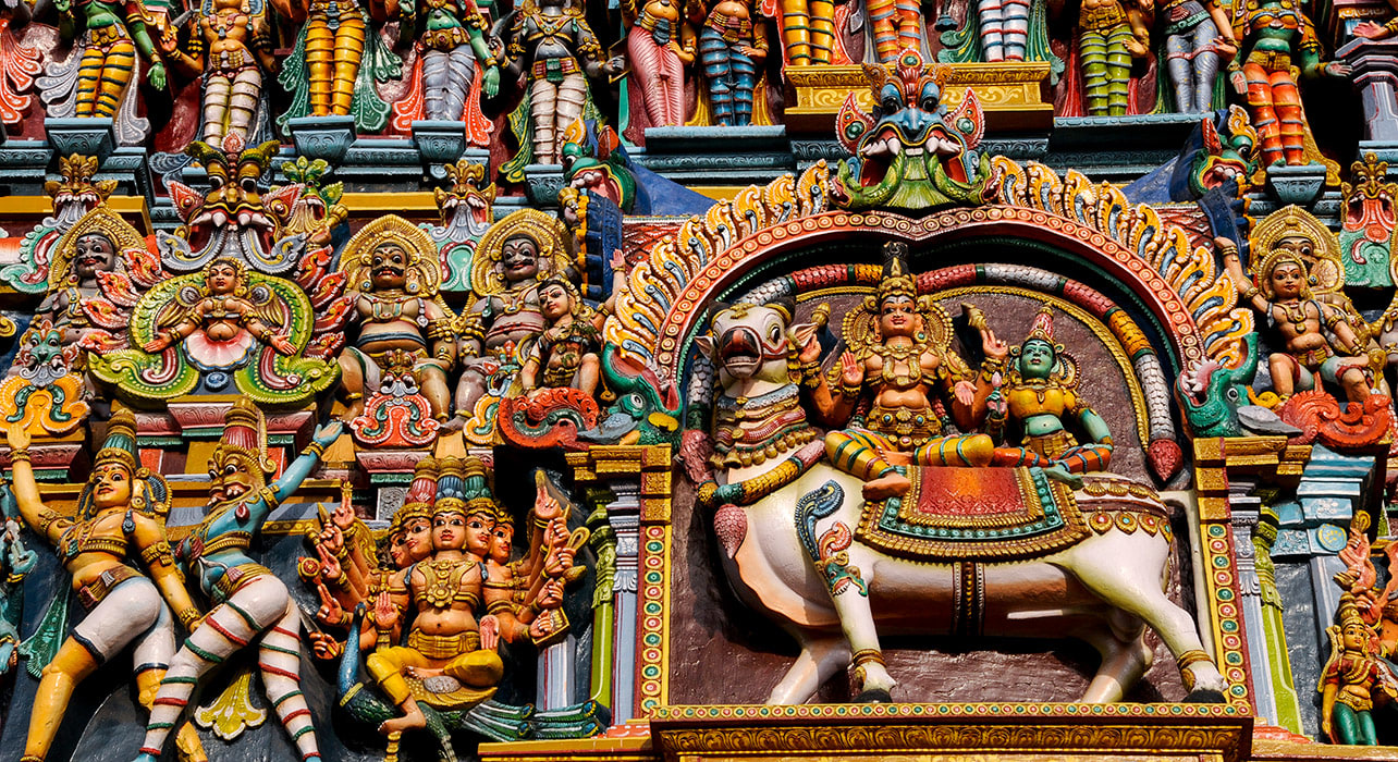 india shri meenakshi sundareshwarar temple detail