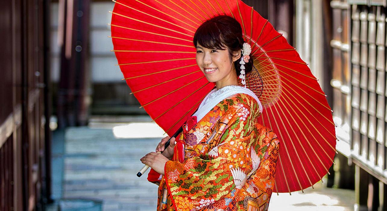 japan and south korea kanazawa traditional kimono
