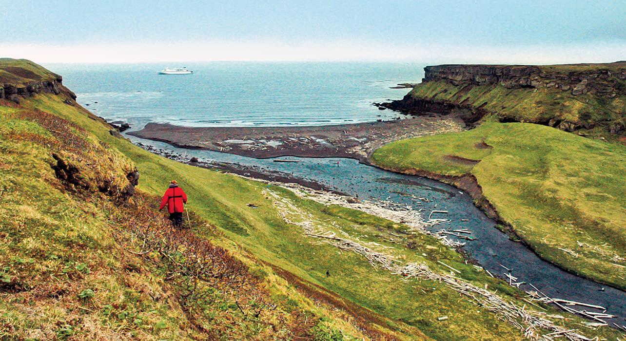 russia kamchatka onekotan island
