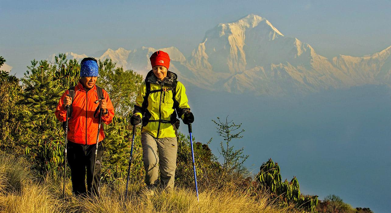 annapurna dhaulagiri hiker sadu guide
