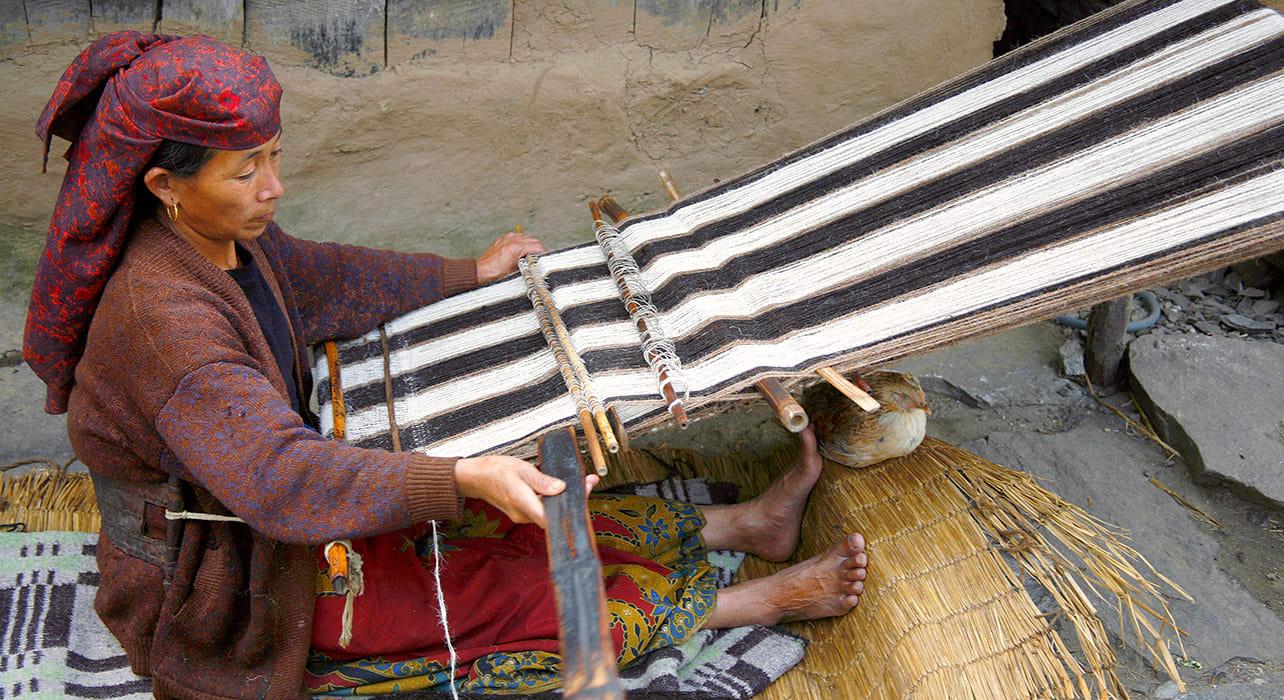 annapurna nepal gurung