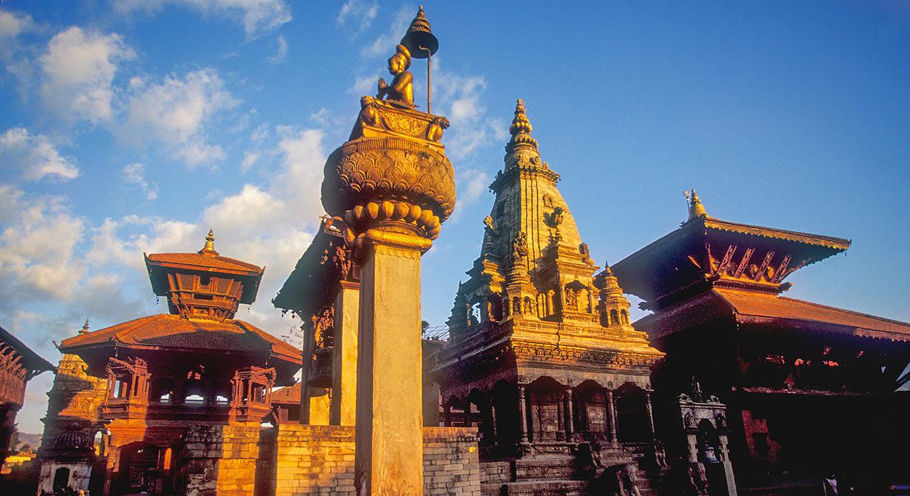 annapurna bhaktapur temple
