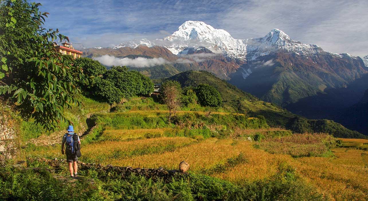 tiger mtn pokhara annapurna nepal