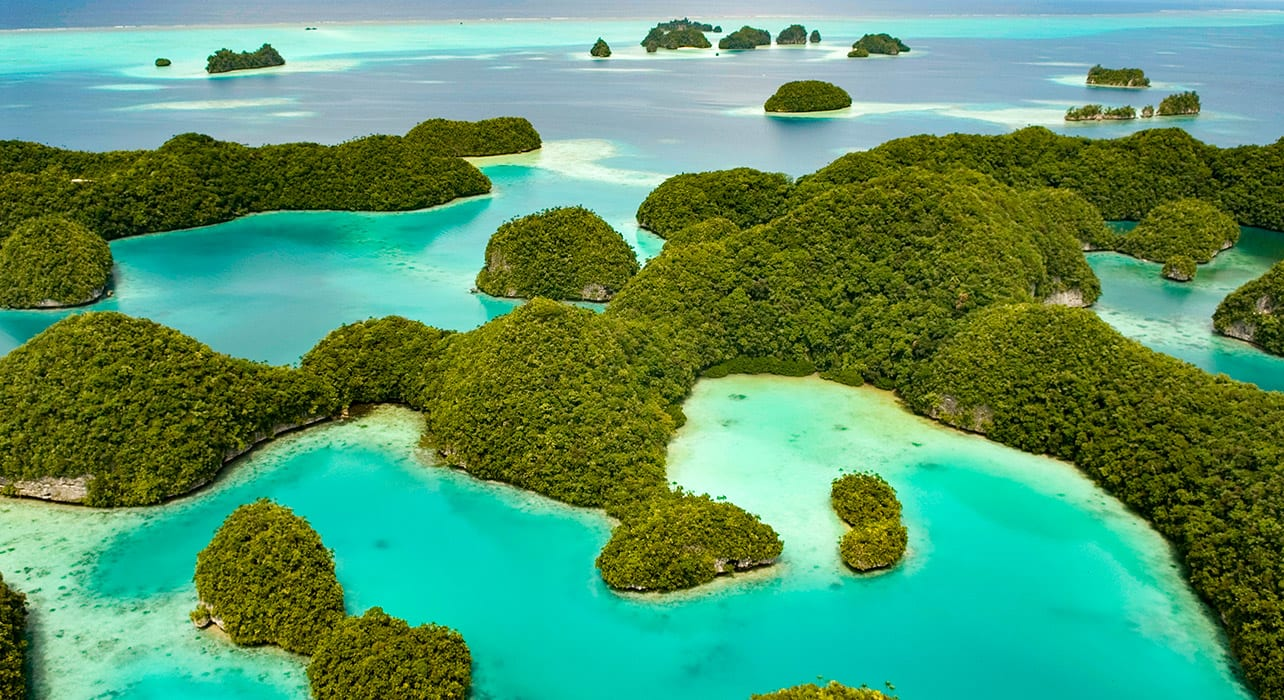 philippines palau islands