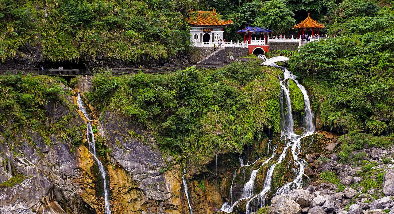 philippines taiwan toroko gorge