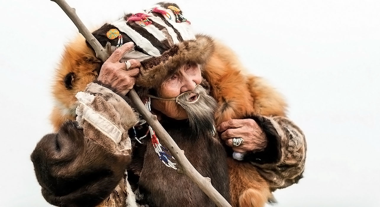 russian far east kamchatka shaman