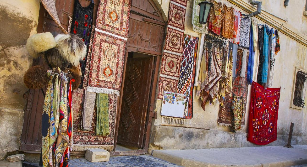 azerbaijan baku shop