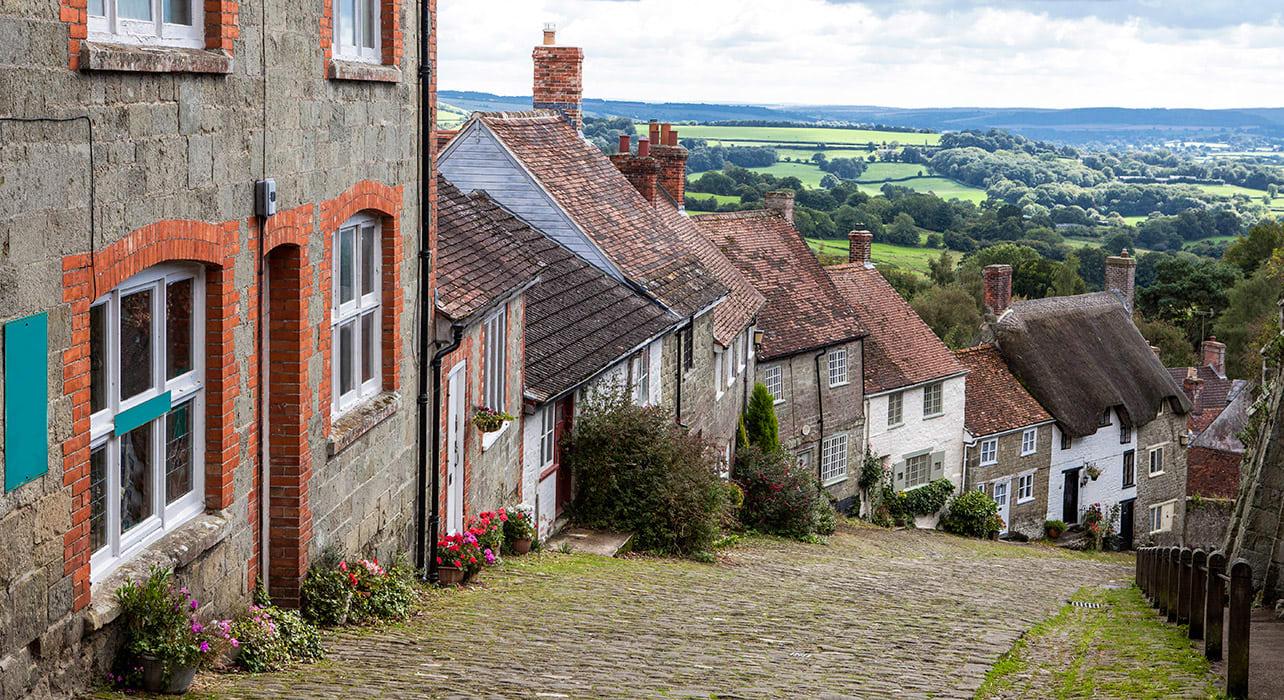 gold hill shaftesbury dorest england
