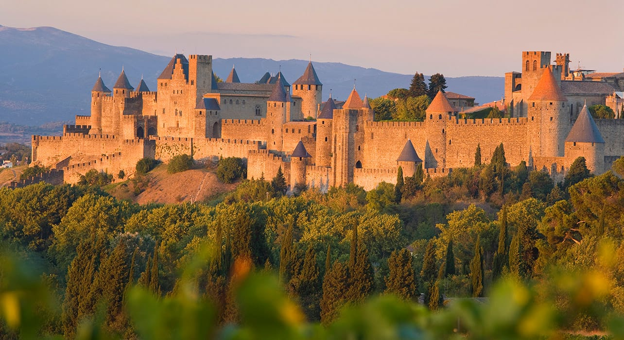 anguedoc roussillon france