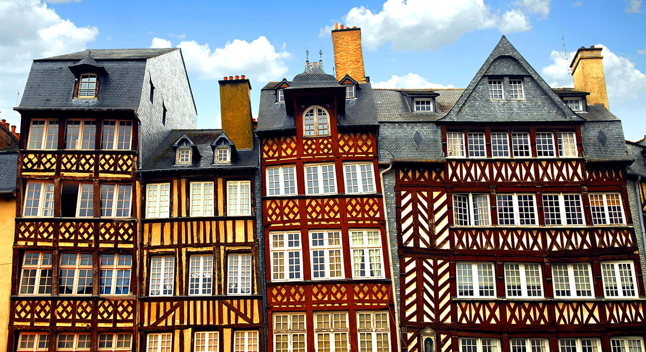 rennes france buildings