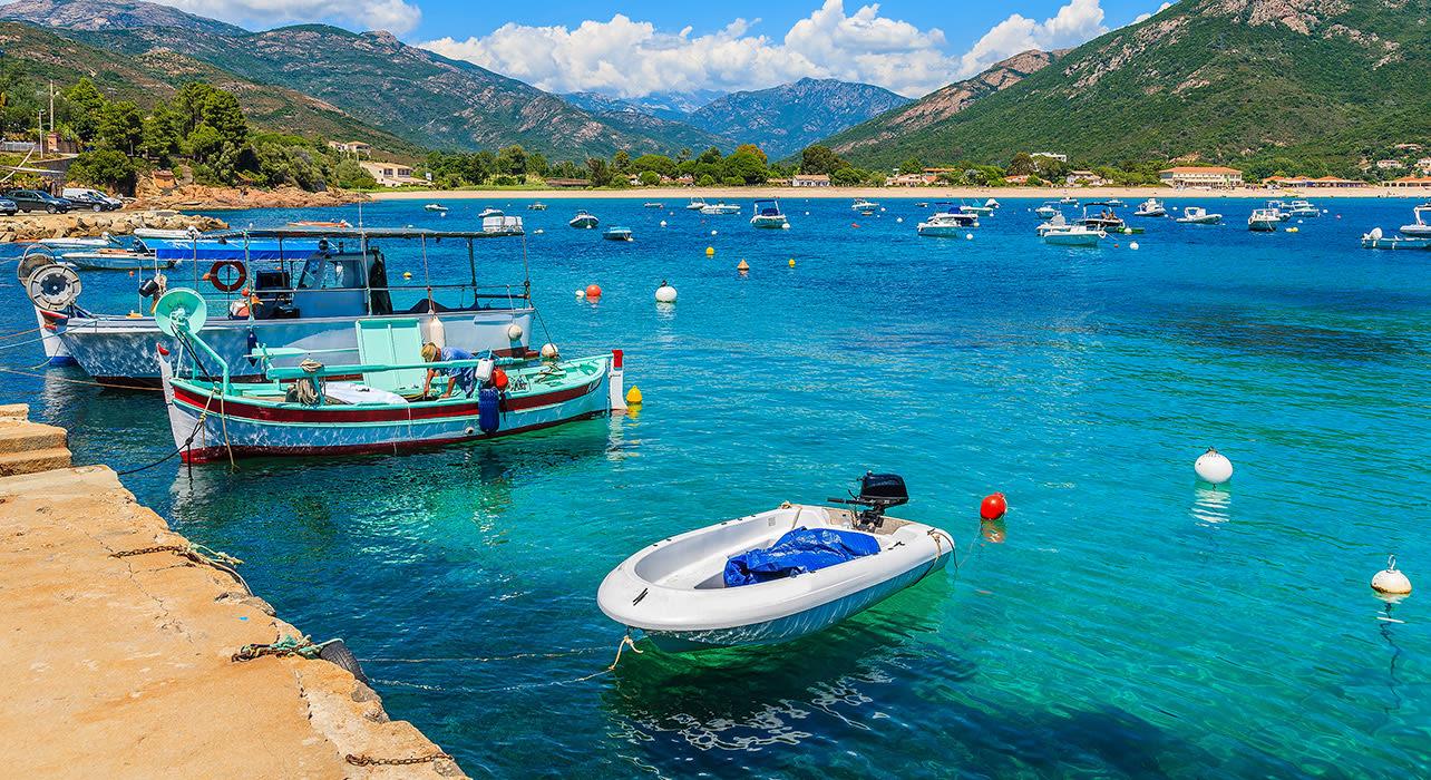 The Great Corsican Loop Wilderness Travel