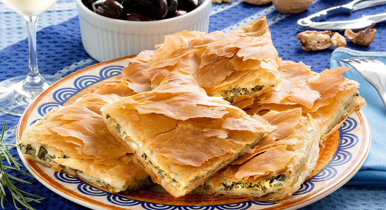 food greek crete pastry
