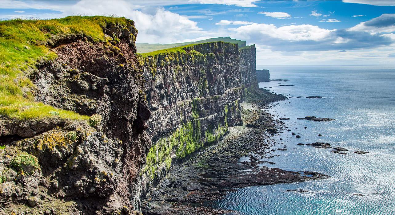 latrabjarg cliffs iceland