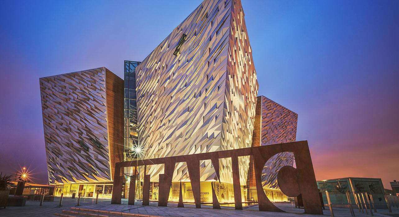 ireland dublin titanic museum