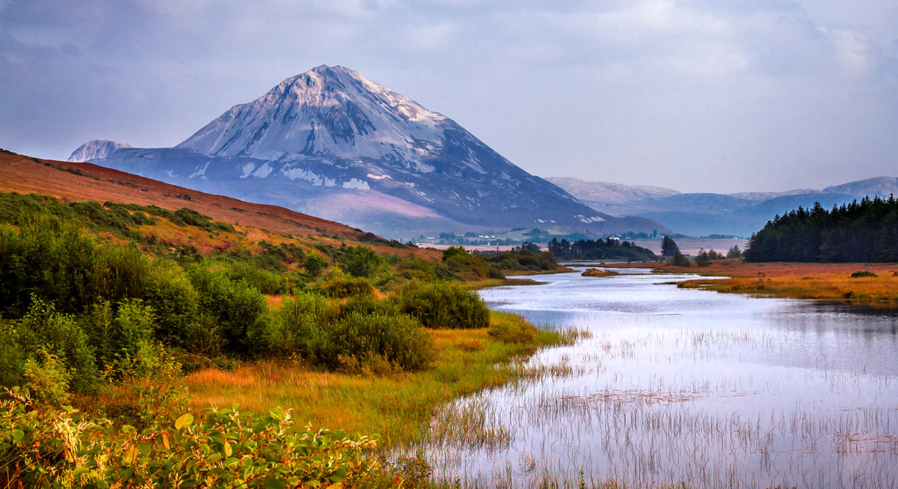 donegal mount errigal gweedore ireland