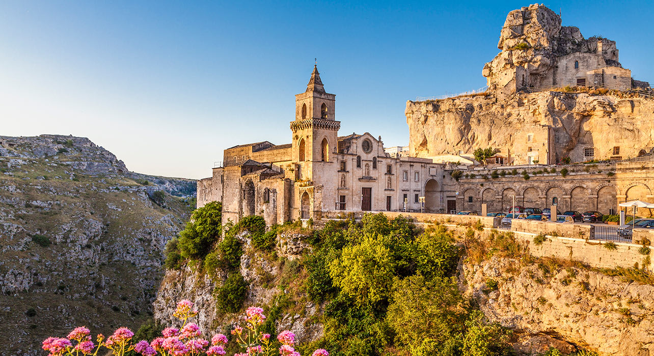 church matera puglia