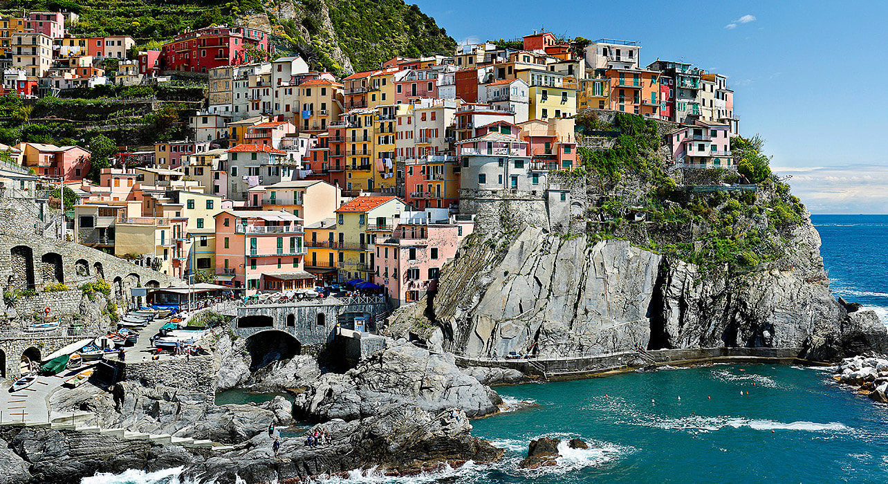 Italy Map Cinque Terre.Tuscany And The Cinque Terre Wilderness Travel