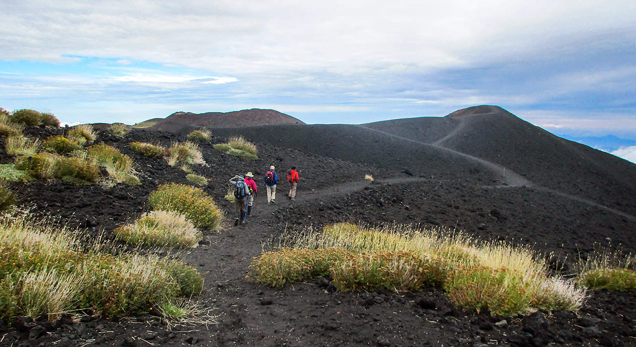 sicily hiking mt etna