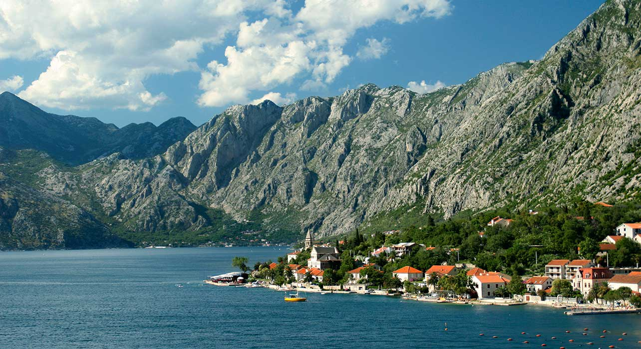 kotor montenegro scenic