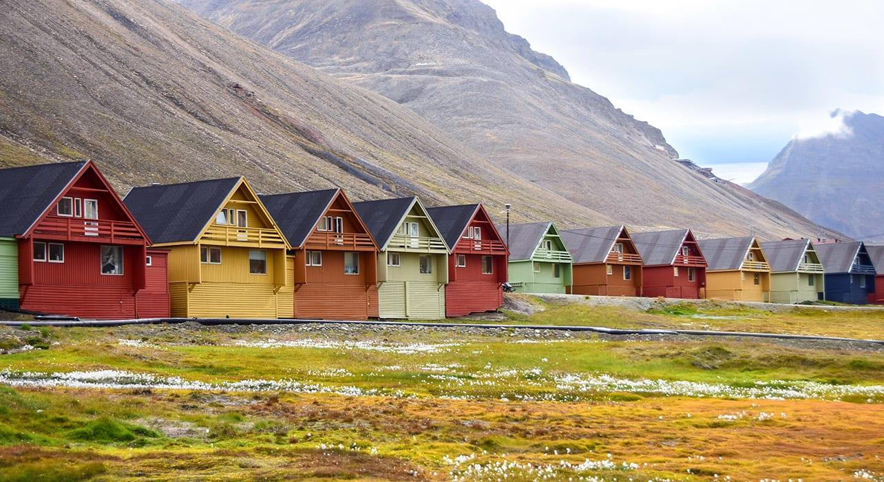 longyearbyen spitsberg norway