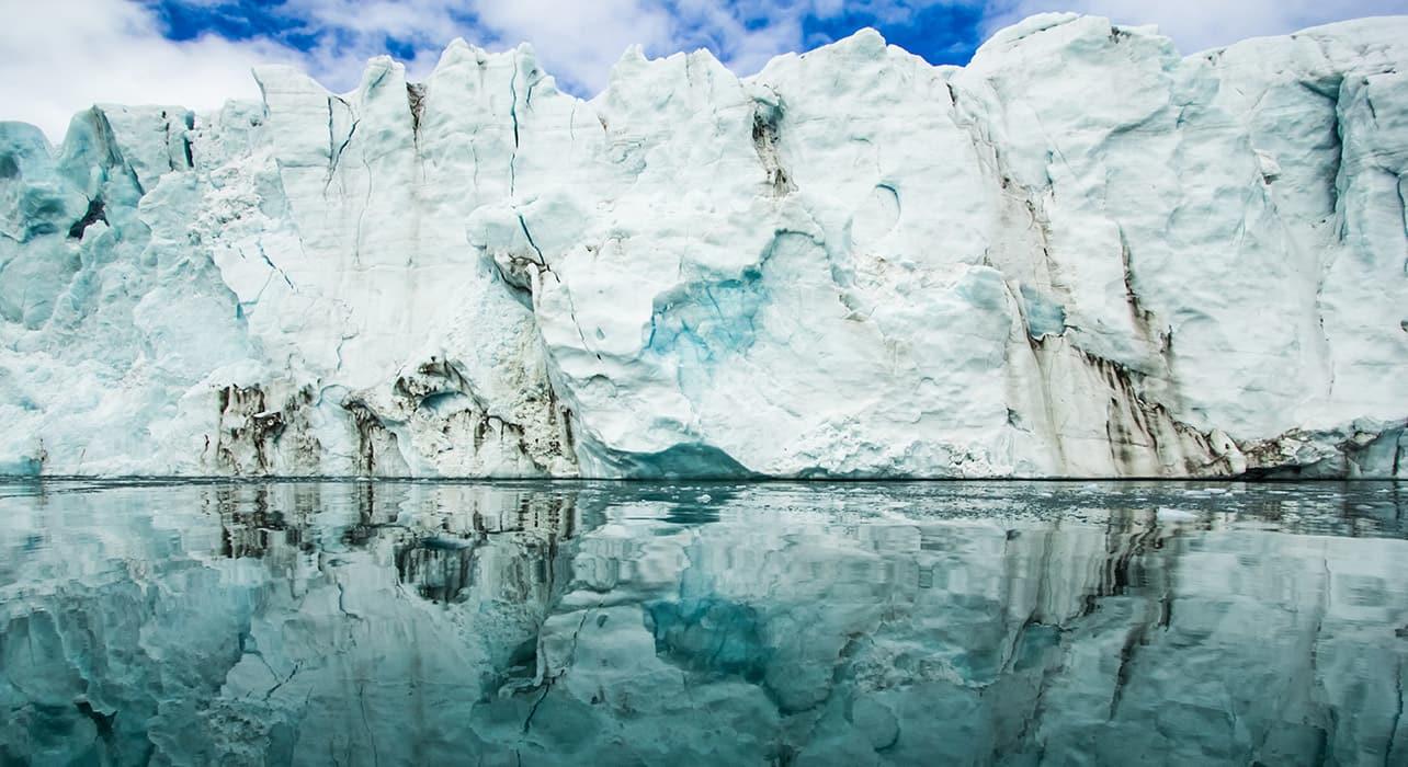 glacier spitzbergen norway