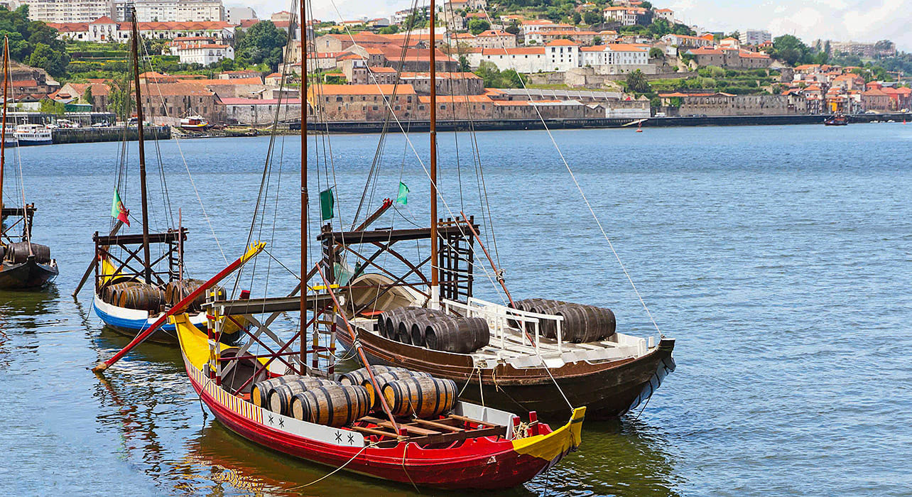 rabello boats in porto portugal