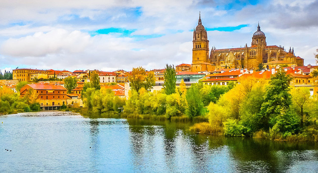 enticing douro spain salamanca