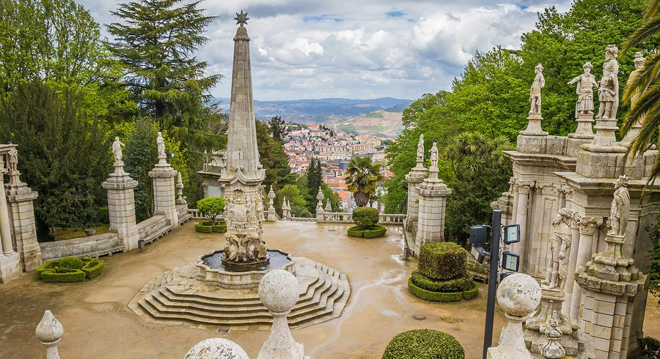 douro portugal sanctuary of our lady of remedies