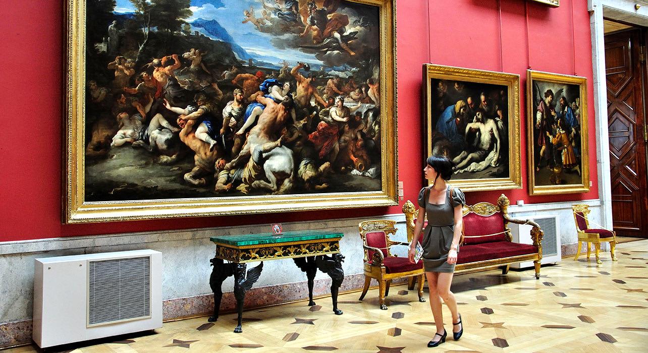 7 slide russia volga state hermitage museum saint petersburg pano