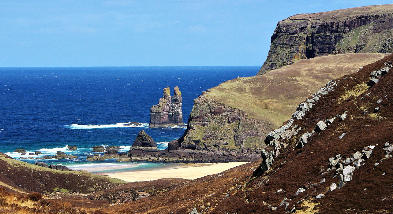 cape wrath orkney coast
