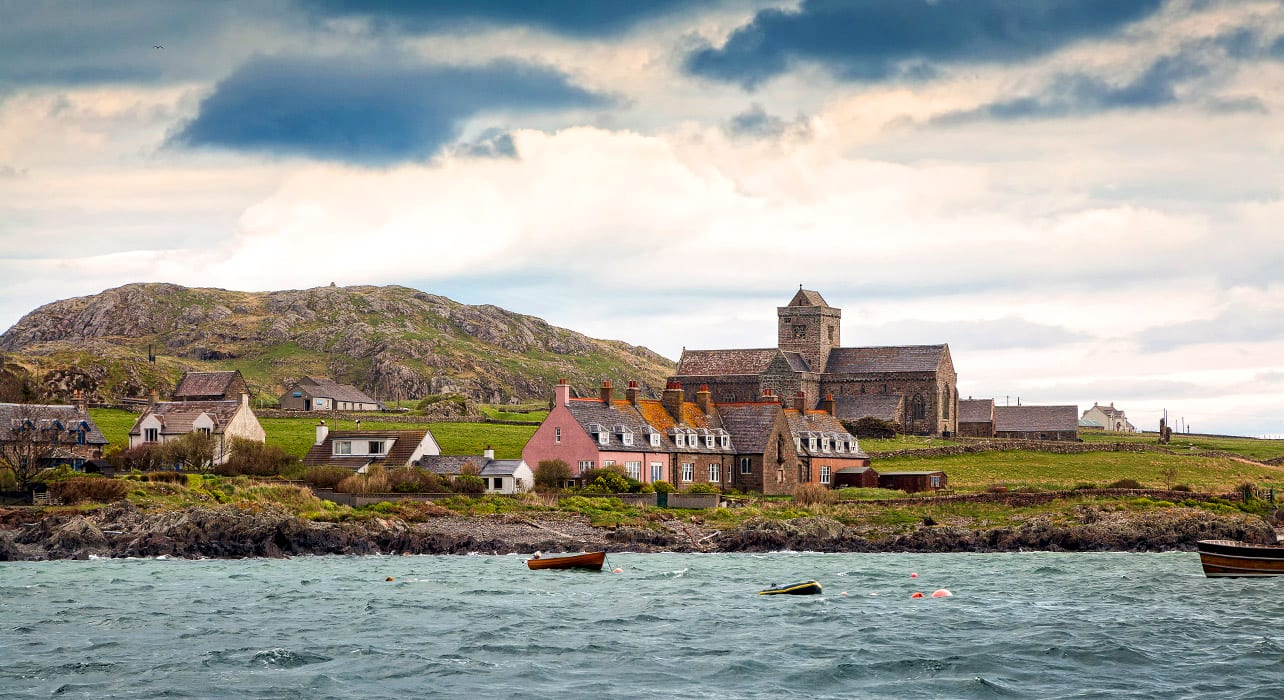 isle of iona abbey