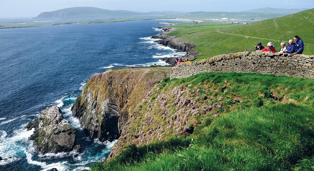 britain scotland shetlands sumburgh head
