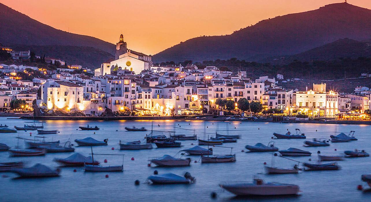 spain catalonia mediterranean marin