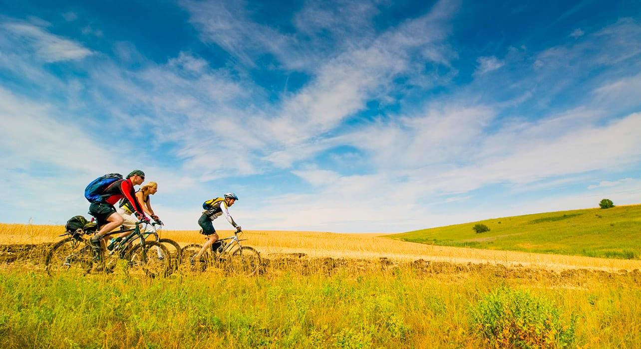 spain girona biking hills