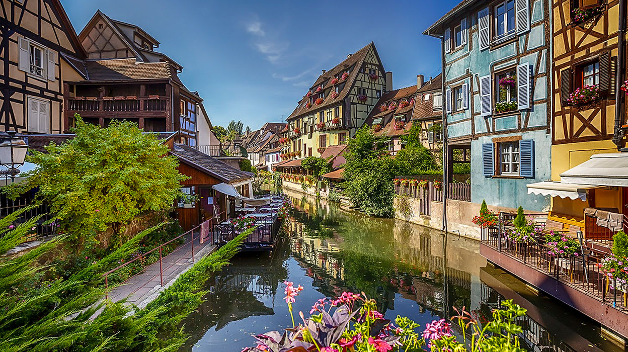 rhine river france strasbourg