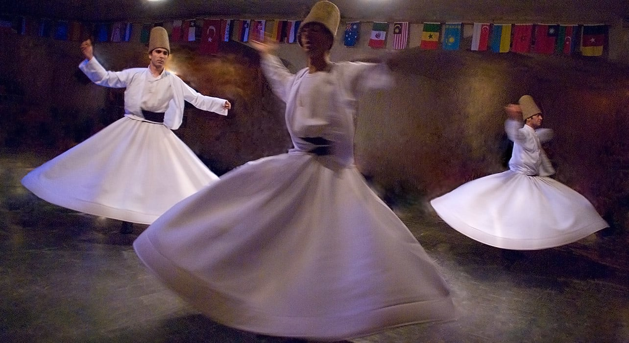 turkey discover dervishes traditional dance
