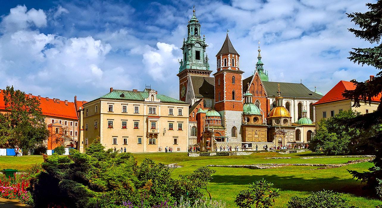 poland krakow church