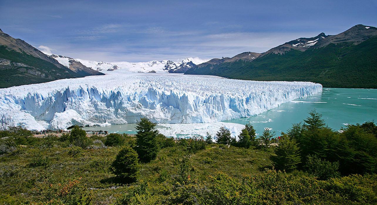 1 slide argentina perito moreno glacier pano