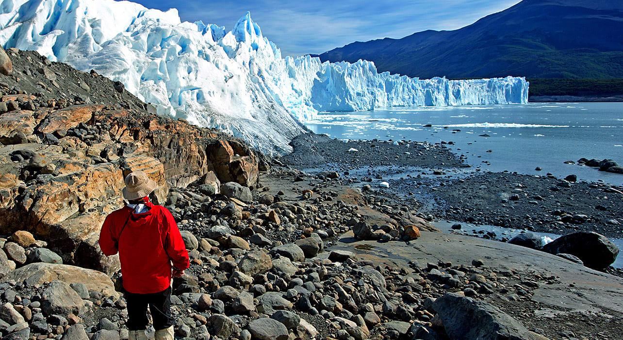 patagonia glacier trek