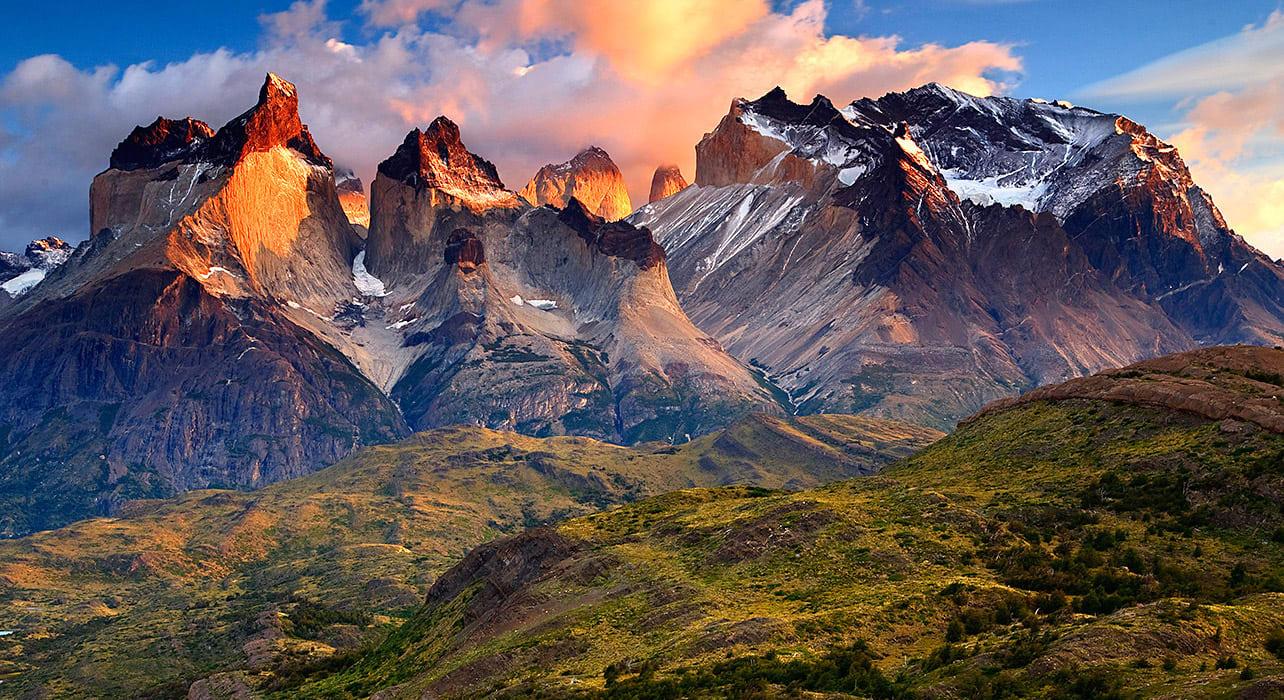 patagonia paine national park cuernos del paine