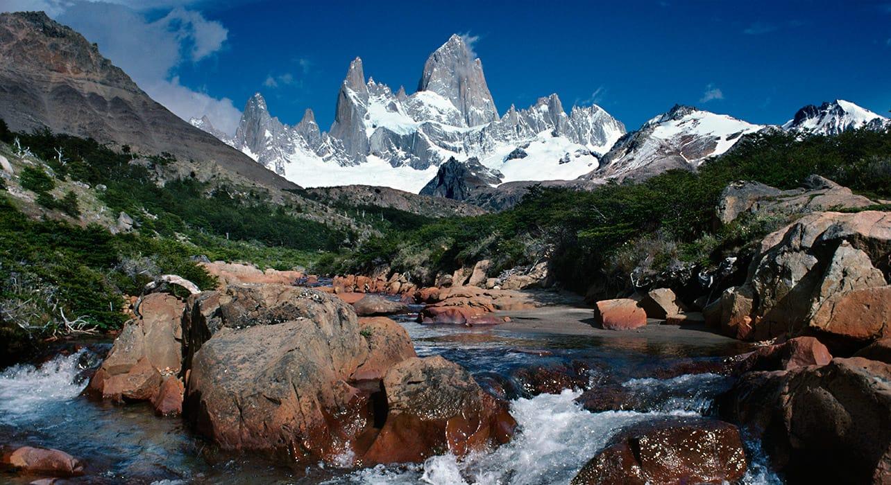 patagonia fitz roy river