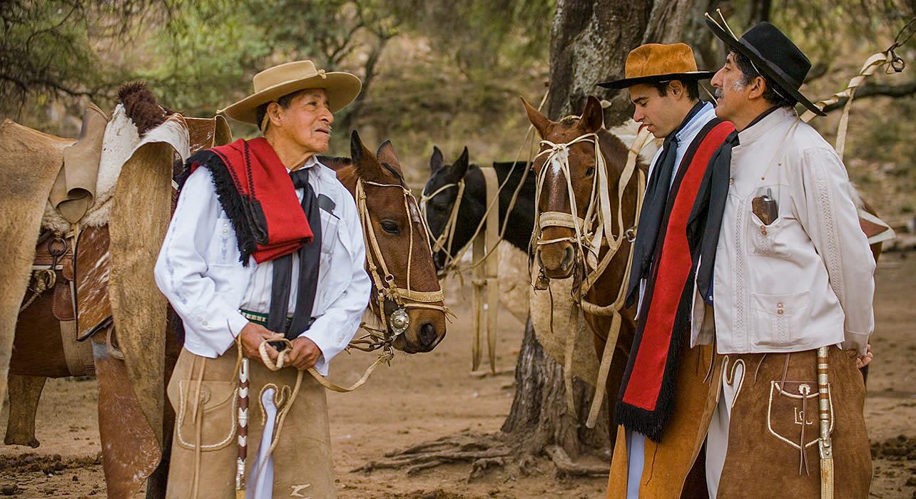 gauchos salta argentina horses