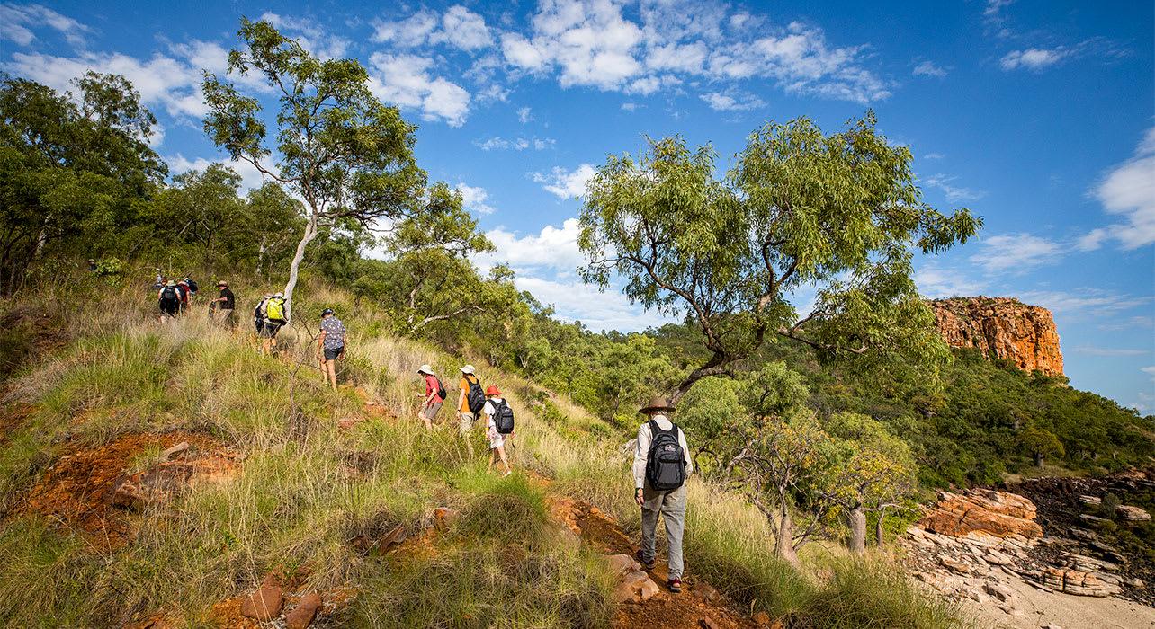 australia kimberly travelers hiking daypacks