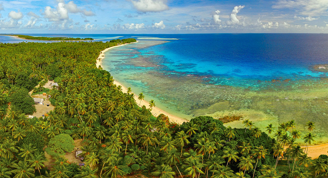 micronesia polynesia ailinglaplap atoll marshall islands