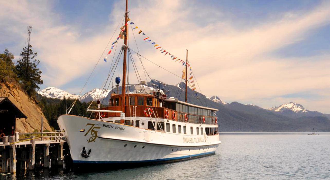 argentina modesta victoria boat lake