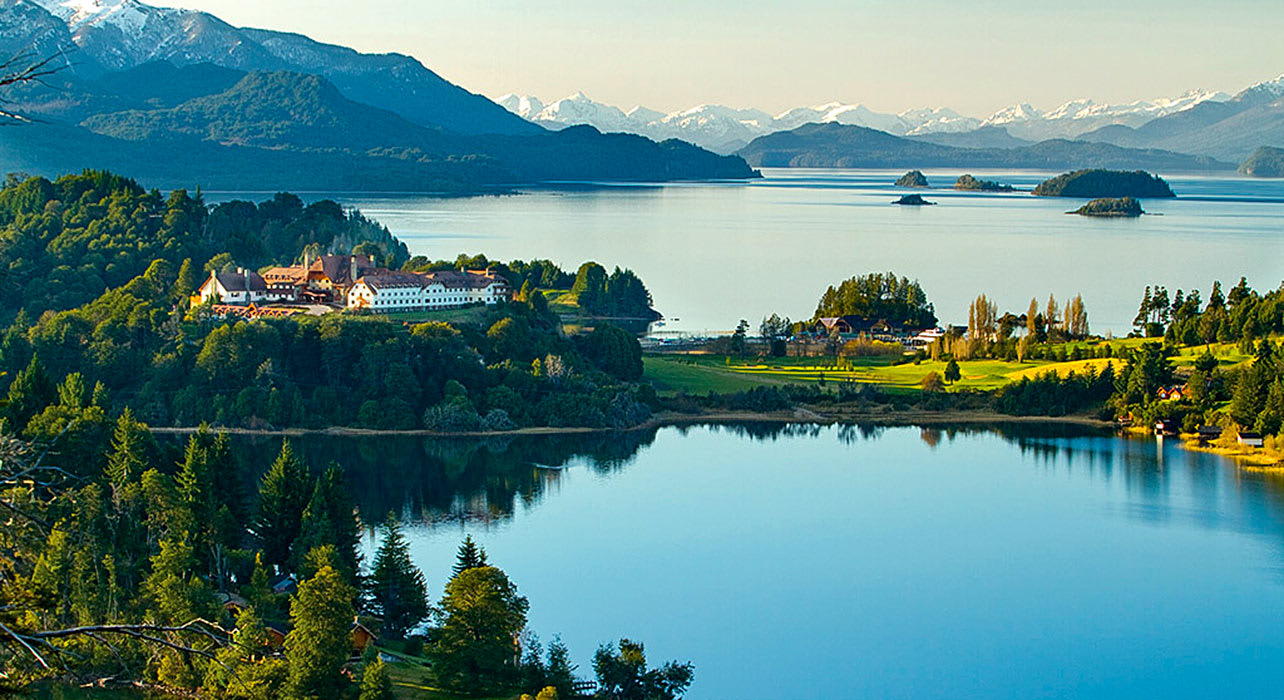 llao llao hotel bariloche lake district lago nahuel huapi