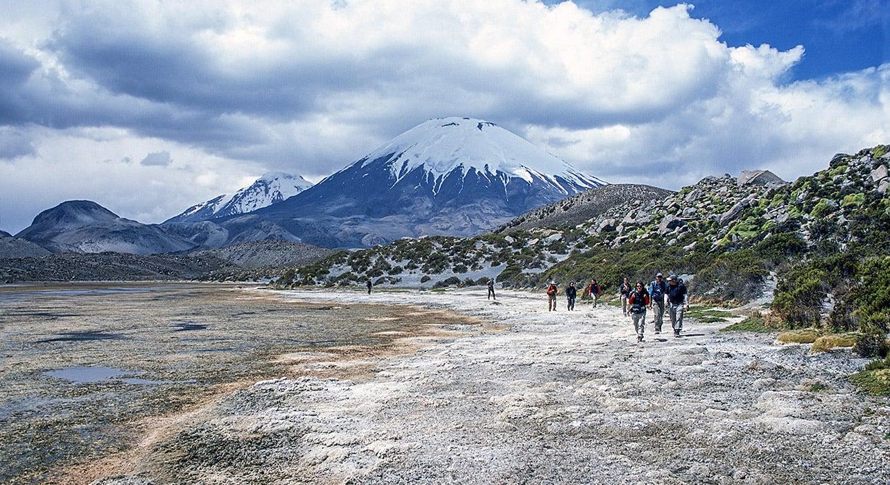 1 slide chile paine national park mountain vista trek pano