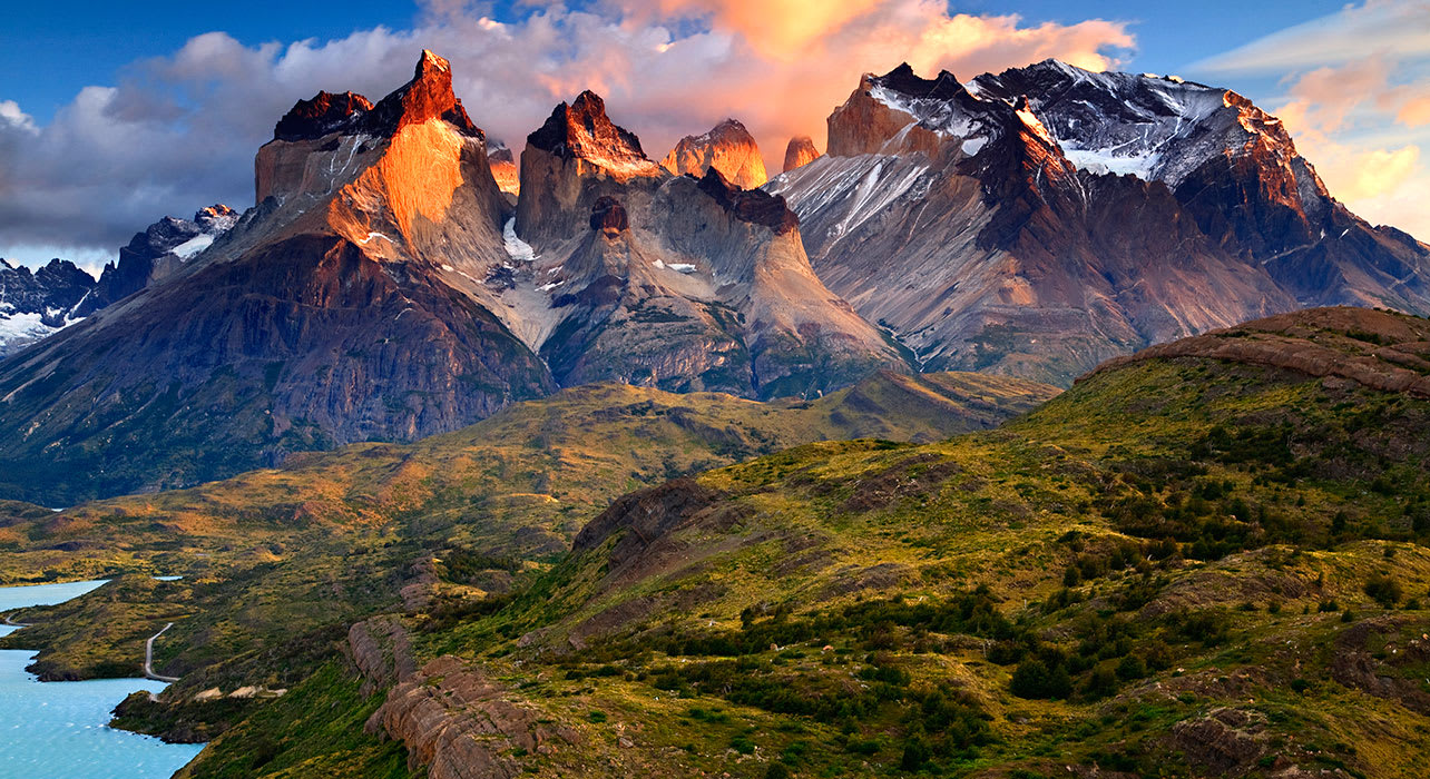 patagonia torre del paine mountain