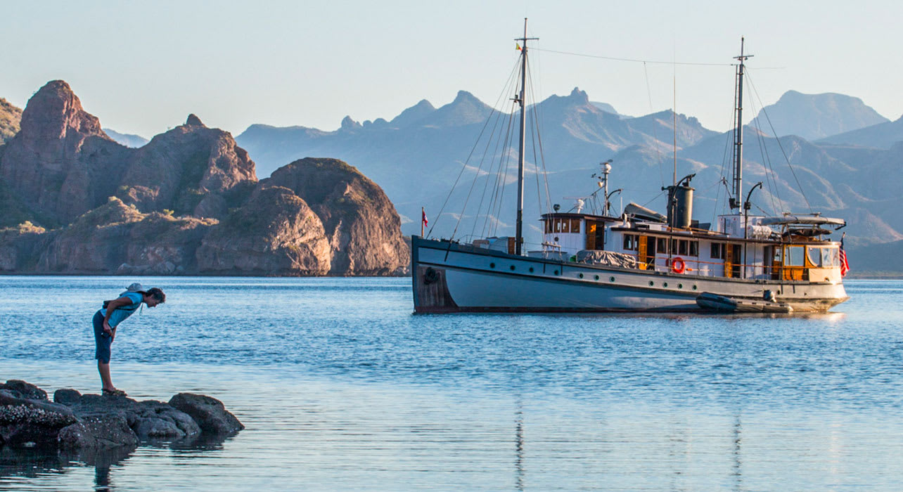 baja scenic boat mexico